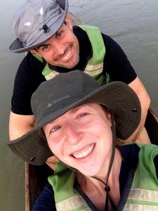 In the Canoe!