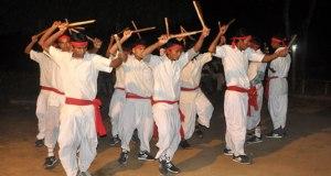 Stick Dancers!