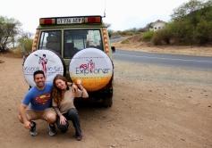 Asili Explorers! Asili means 'nature' in Swahili...